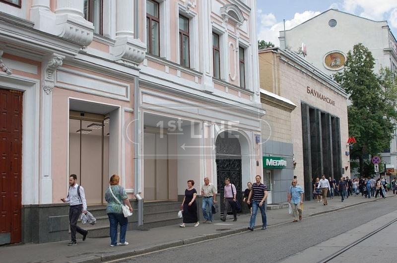 Аренда коммерческой недвижимости Бауманская улица коммерческая недвижимость планерная фомичевой