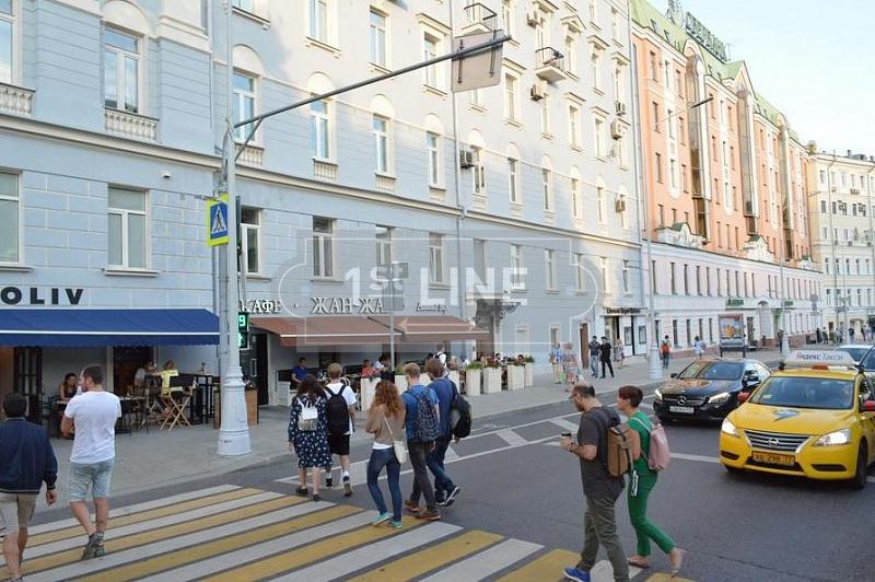 Коммерческая недвижимость Арбатская (Арбатско-Покровская линия) помещение для фирмы Бойцовая улица