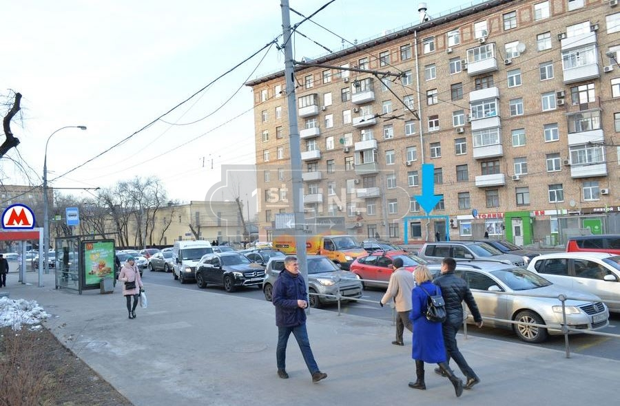Аренда офиса 60 кв Зачатьевский 2-й переулок