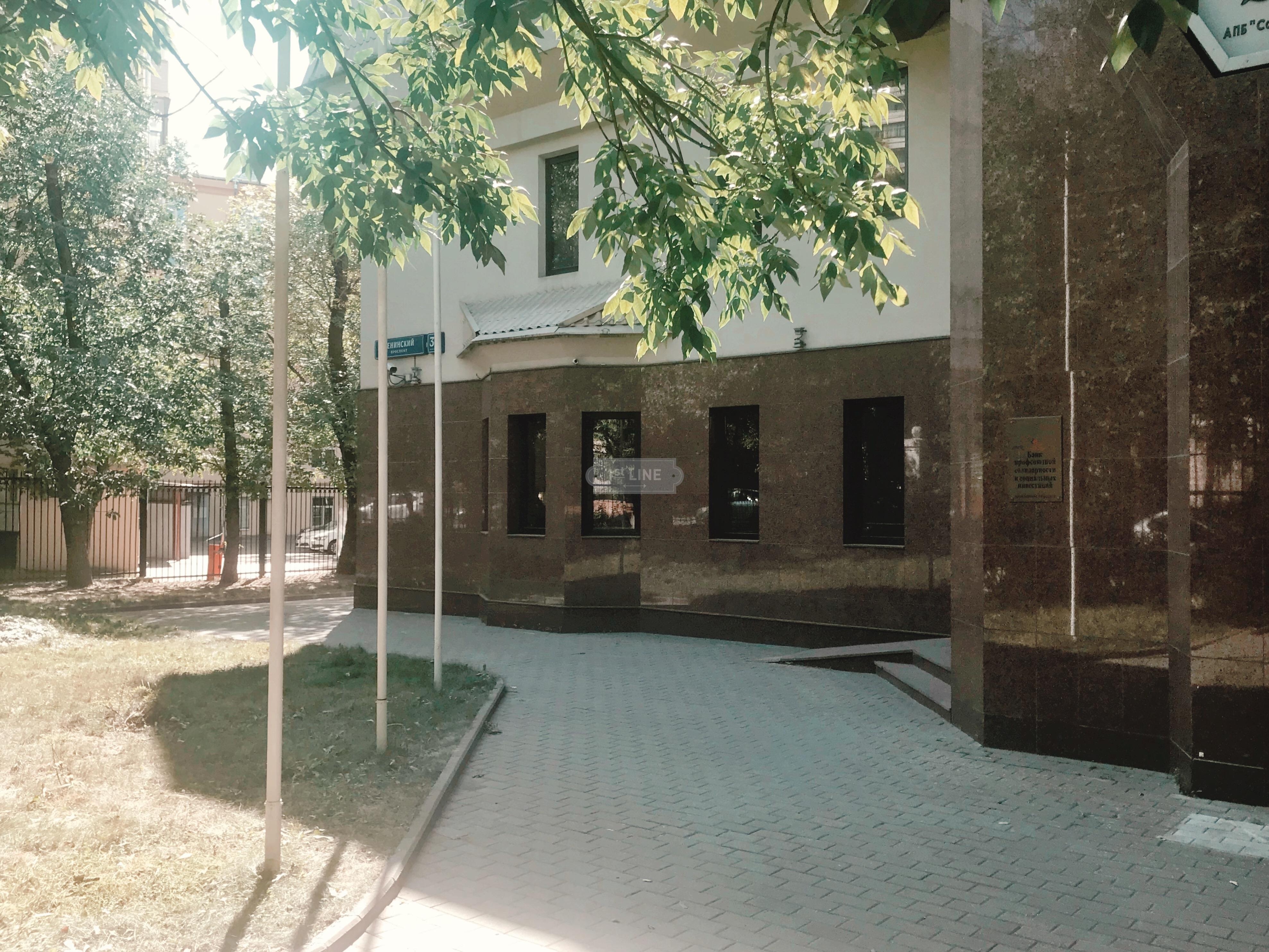поиск помещения под офис Вознесенский переулок